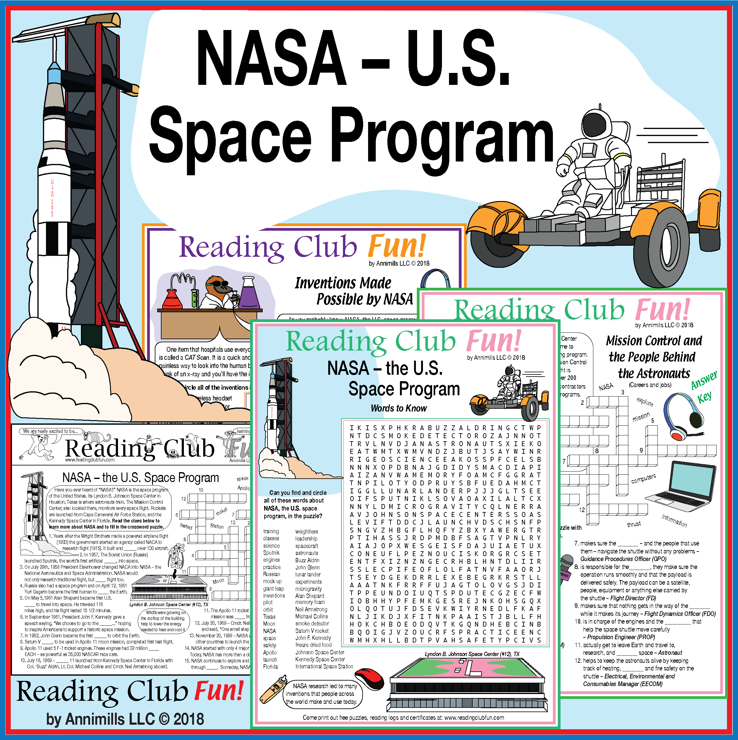 Nasa The U S Space Program History Innovation And