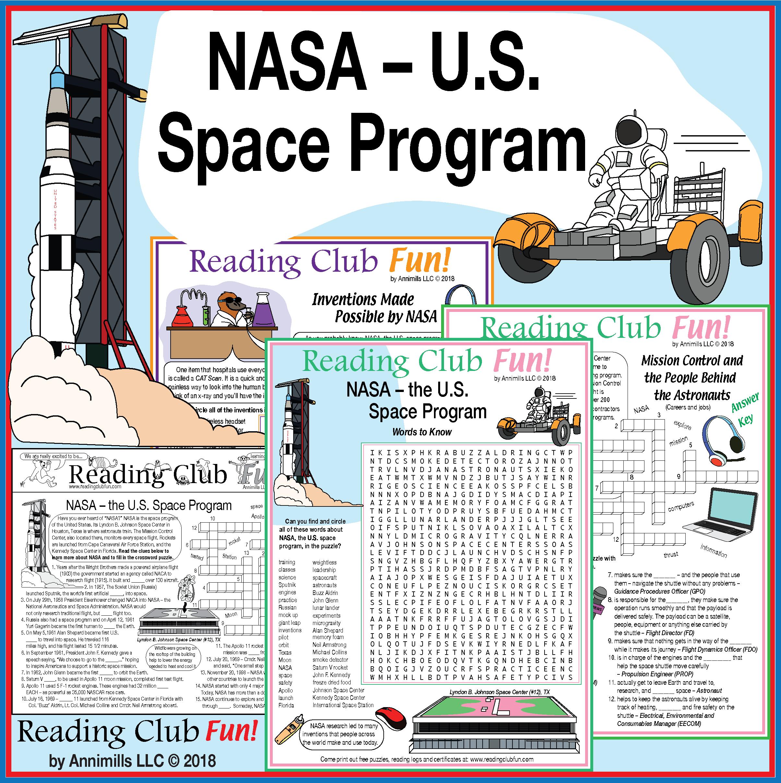 Nasa The U S Space Program History Innovation And