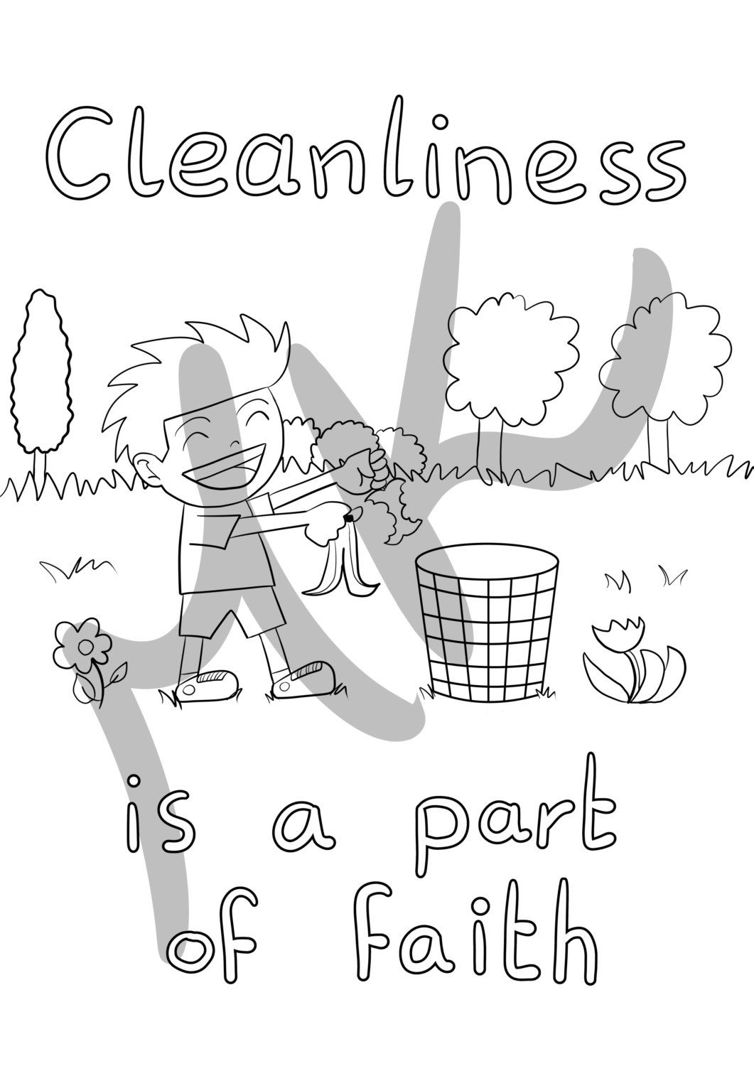 Personal Hygiene (part 1 of 2): Cleanliness is Half of Faith