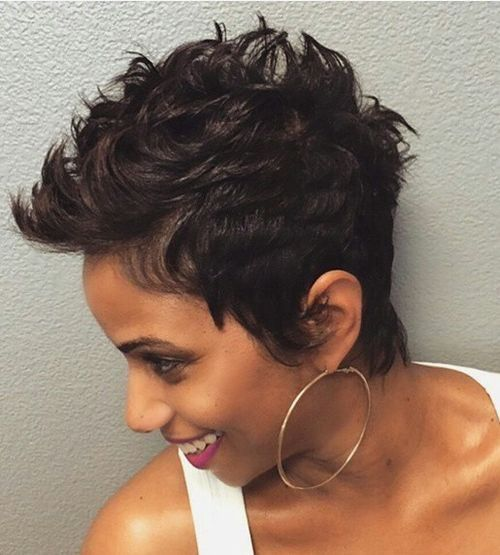 50 Most Captivating African American Short Hairstyles American