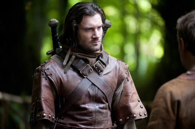 Clive Standen as Gawain - Camelot