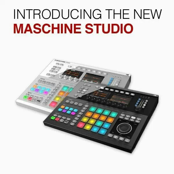 maschine studio things that rock drum machine studio instruments. Black Bedroom Furniture Sets. Home Design Ideas