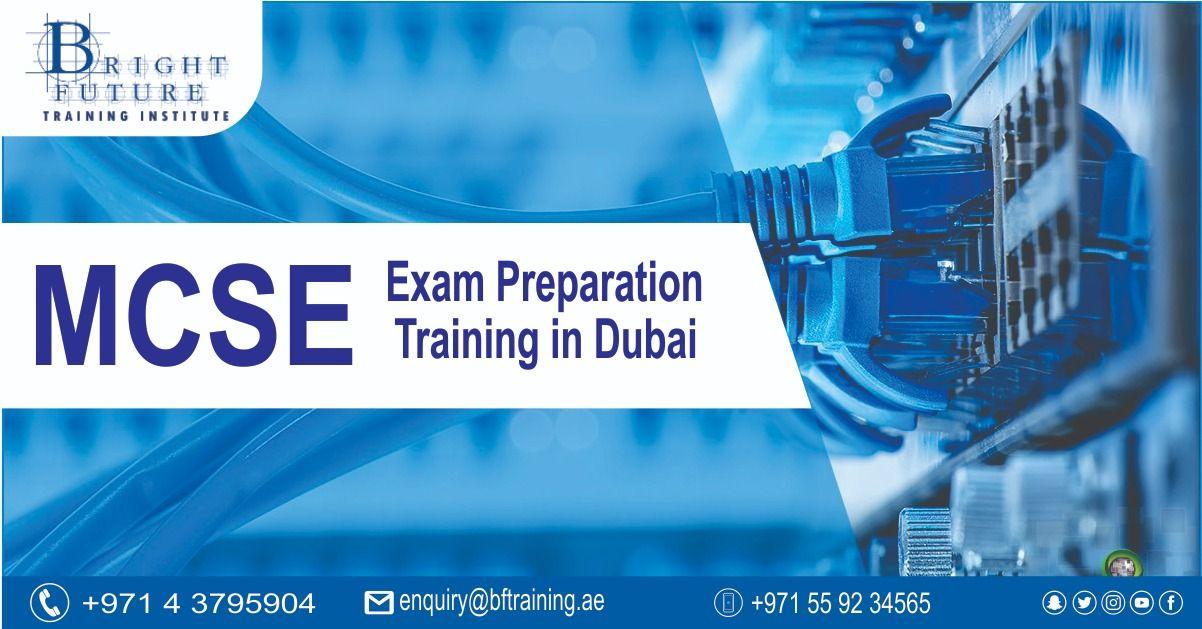 MCSE Training and Exam Preparation MCSE Course Dubai