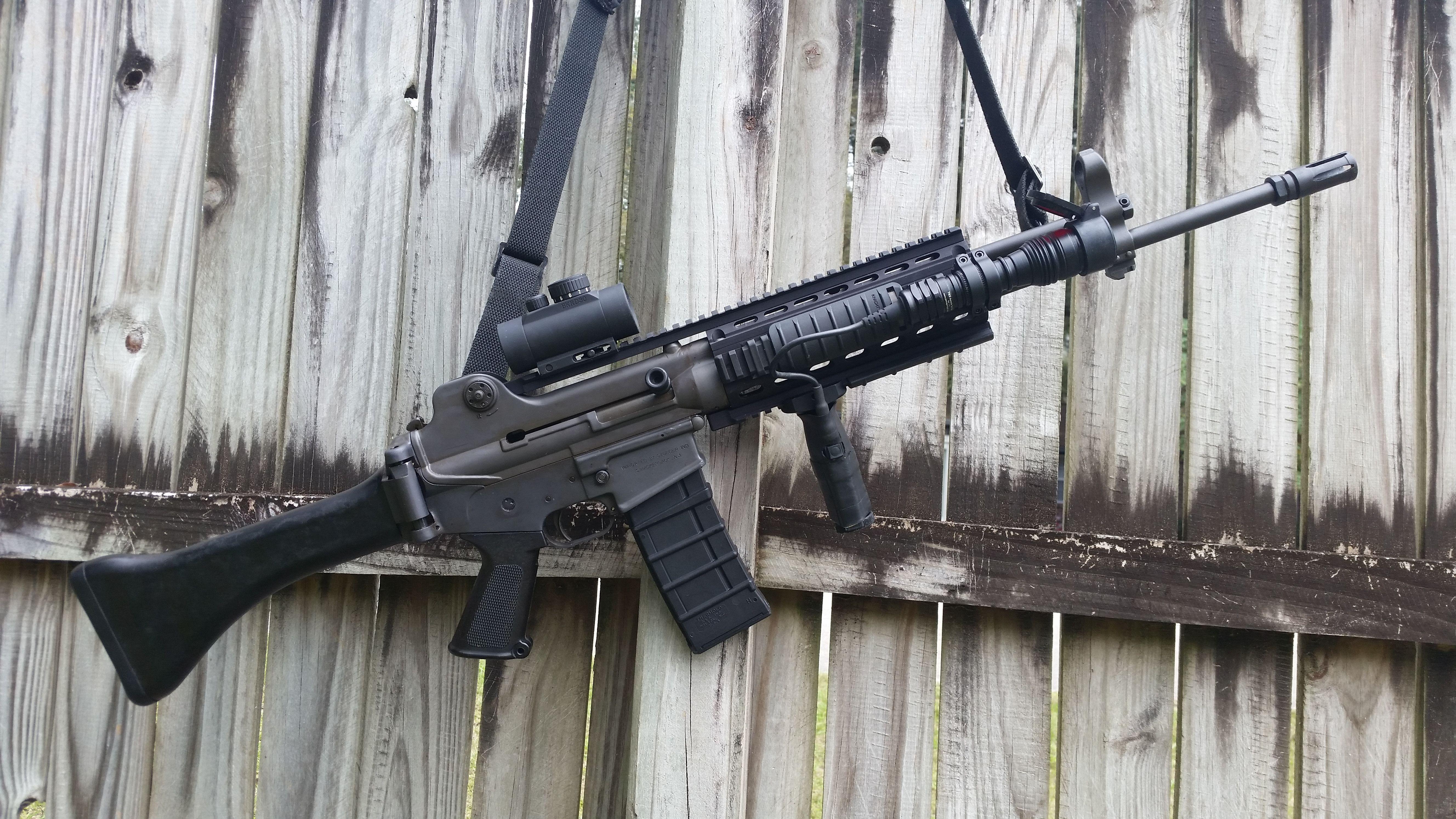 Daewoo K2 Tactical Rifles Pinterest
