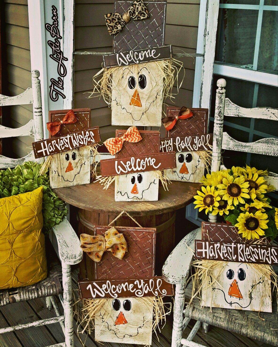 photo paper craft ideas handpainted scarecrows follow me on instagram and 5158