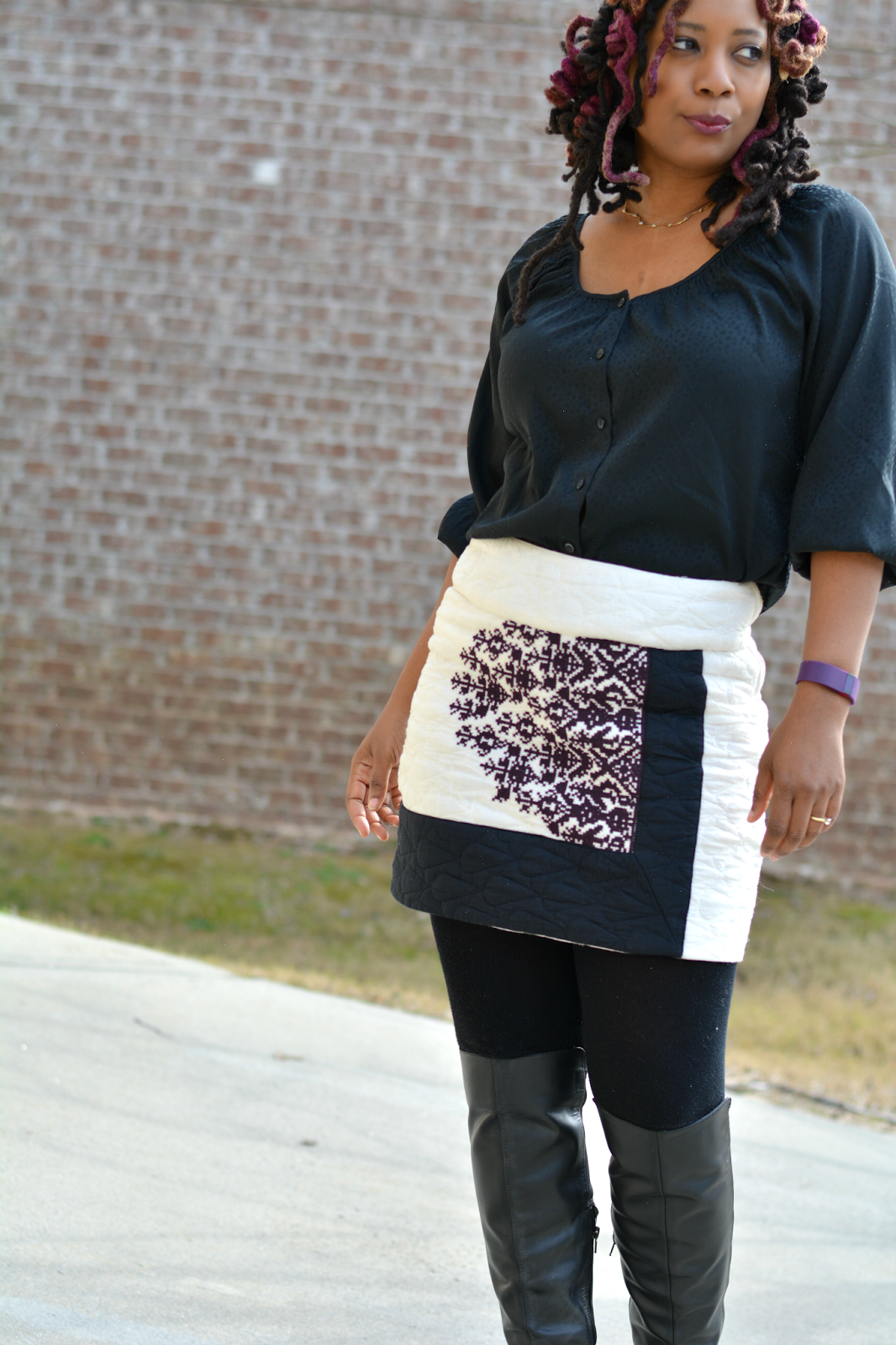 Thrifted and Quilted | Thrift store fashion, Thrift store ...