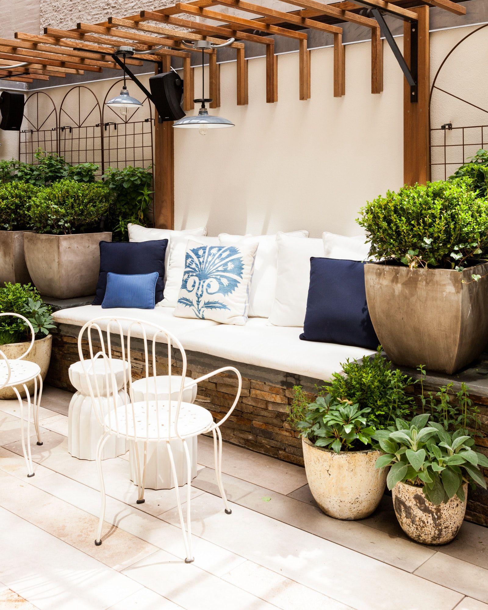 Outdoor Living Design, Patio