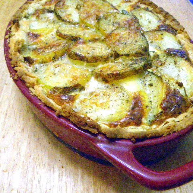 Fennel and Potato Cake (Torta di patate e finocchi)