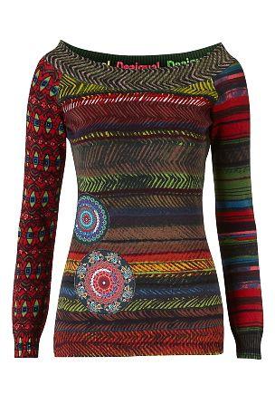Finstrikket genser | Tovet genser, Mote, Klær