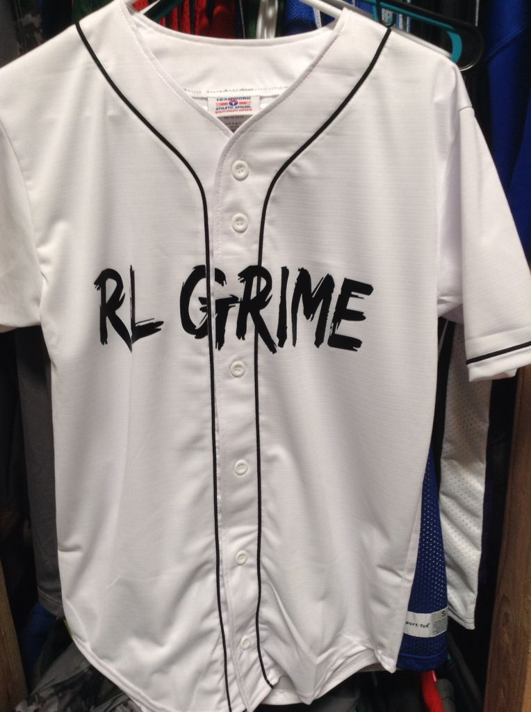e75e58b08 Custom Baseball Jersey