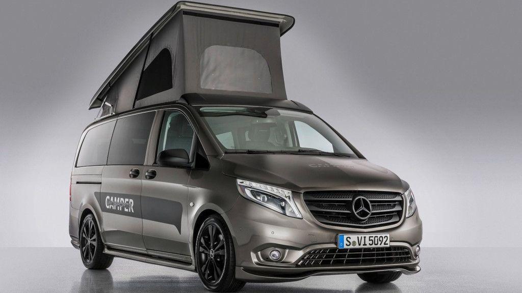 Si te gusta la Mercedes-Benz Marco Polo, atento a estas versiones ...