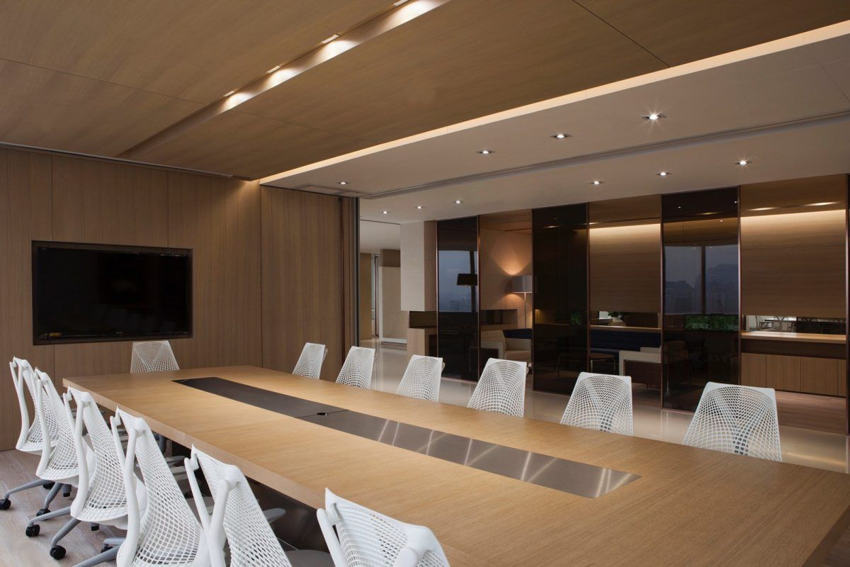 Robarts Spaces Yuan Capital Office Interior Design Corporate Office Design Office Space Design