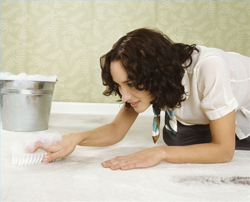 How To Remove Paint From Carpet Using Hydrogen Peroxide