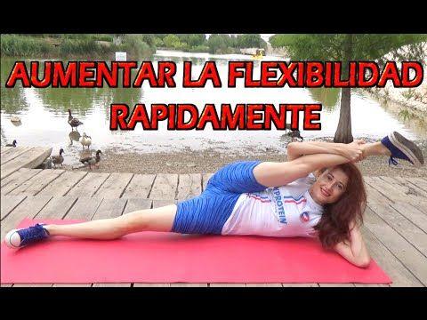 Ejercicios para ganar flexibilidad en las piernas rapidamente