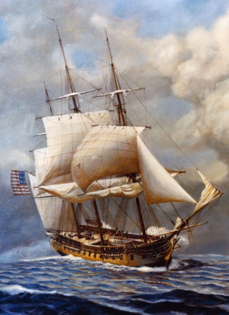 Stephen Decatur, el heroico marino estadounidense que asaltó Trípoli y  murió en un duelo con un amigo   Barcos antiguos, Arte de barcos, Navegación
