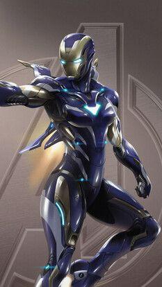 Iron Man Rescue Armor Avengers Endgame 4k Hd Mobile And