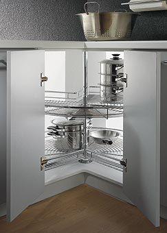 Accesorios de Cocina en 2019 | Mueble cocina esquina ...