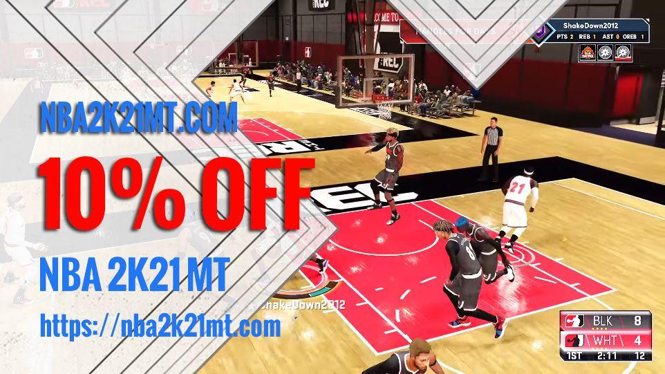 NBA 2K Myteam MT Selling