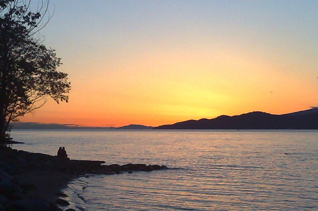 Vancouver Spanish bay