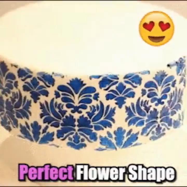 � DIY Cake Lace Decoration �