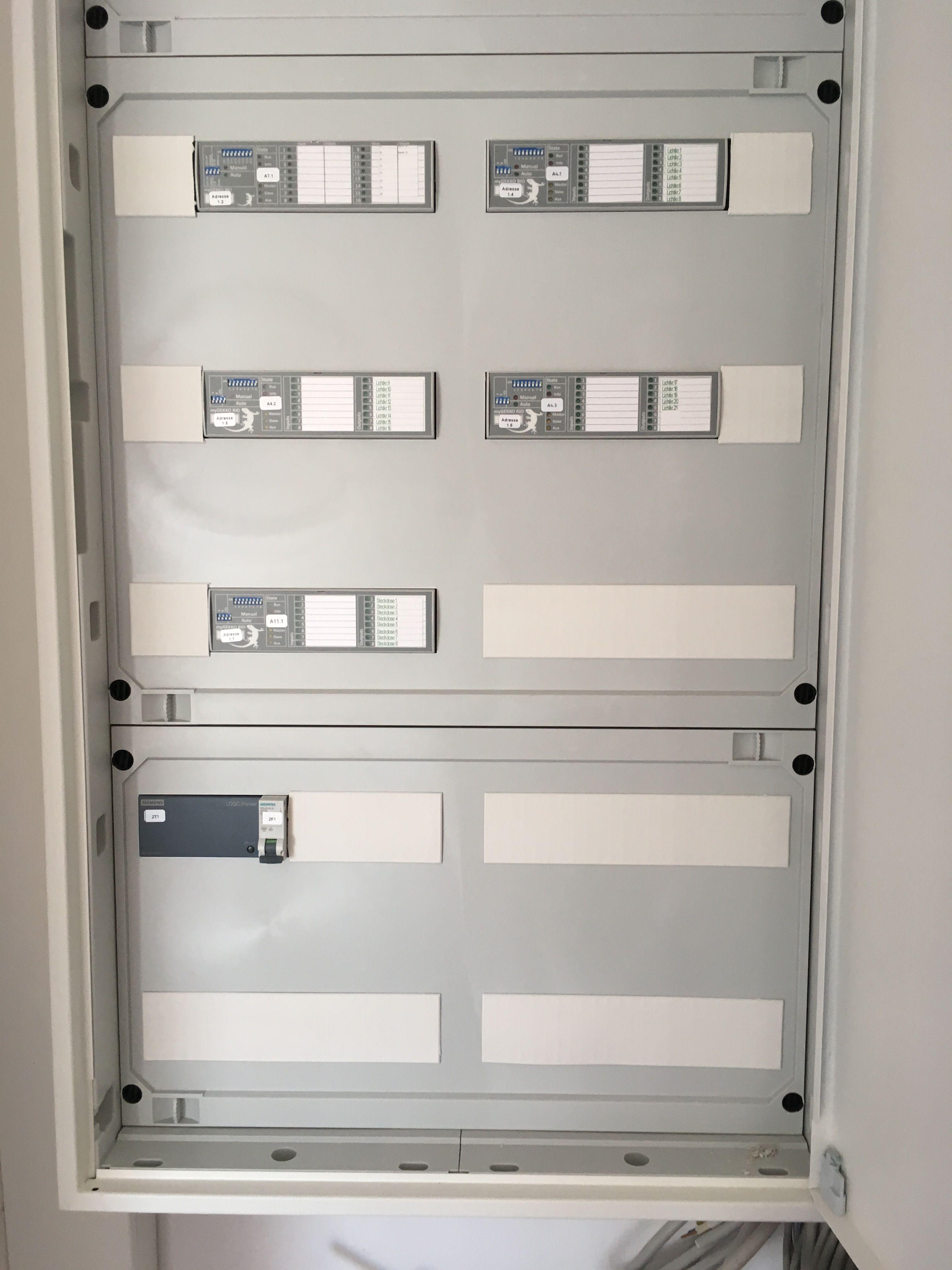 KW 19 / 2017 Innnenausbau Elektro und Installation von