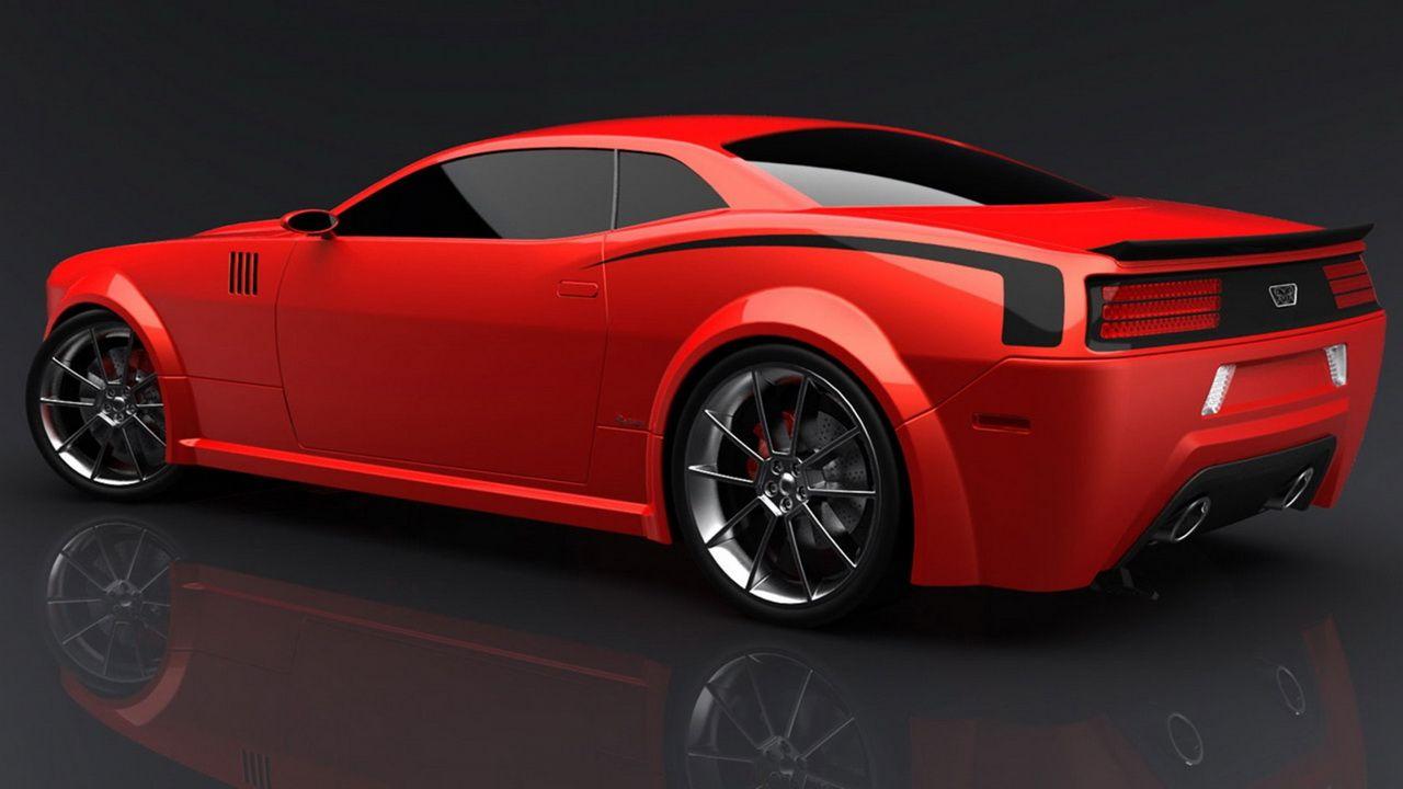 2017 Dodge Barracuda >> 2017 Dodge Barracuda Concept Srt Design Dodge Muscle Cars