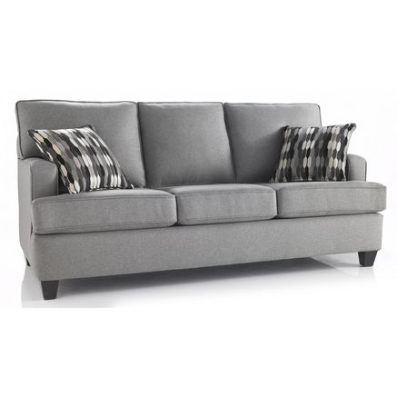 Another Grey Couch The Crofton Sears For The Home