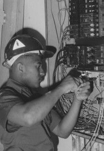 Is Your Current Master Electrician Not Meeting Your Expectations At Certified Ottawa Electricians We Guarantee Custo Electrician Work Electrician Contractors