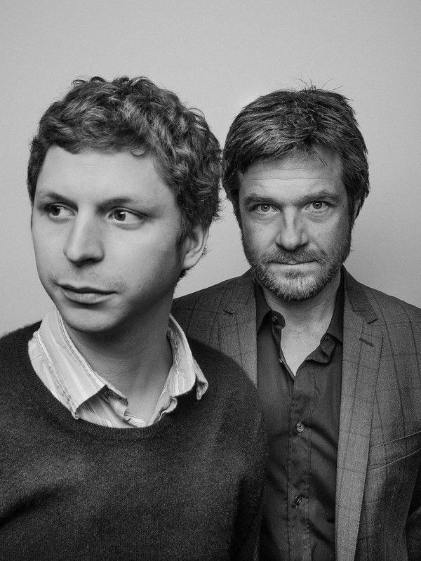Michael Cera and Jason Bateman by Christopher Anderson