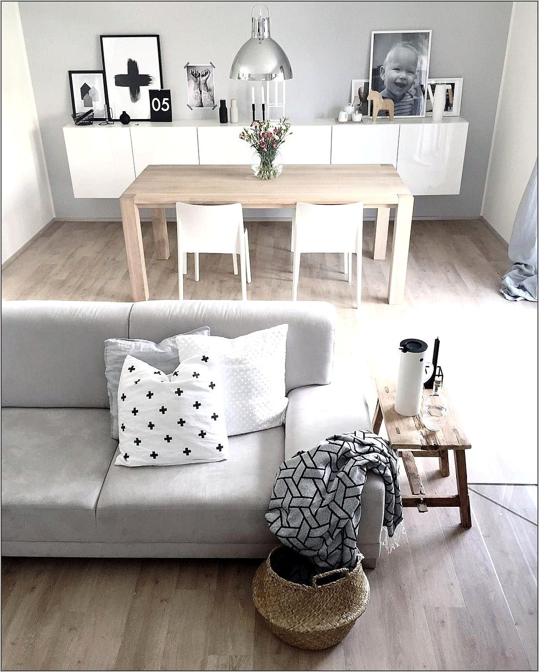 Small Dining Room Decor Pinterest In 2020 Dining Room Combo Small Living Dining Living Room Dining Room Combo