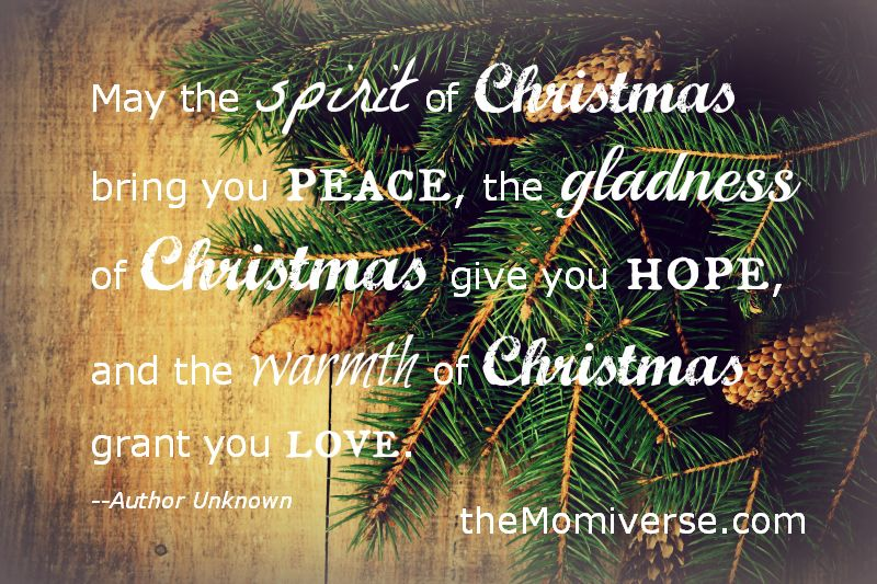Merry Christmas To You And Your Family From Team Momiverse Merry Christmas To You Christian Quotes Inspirational Christmas Layouts