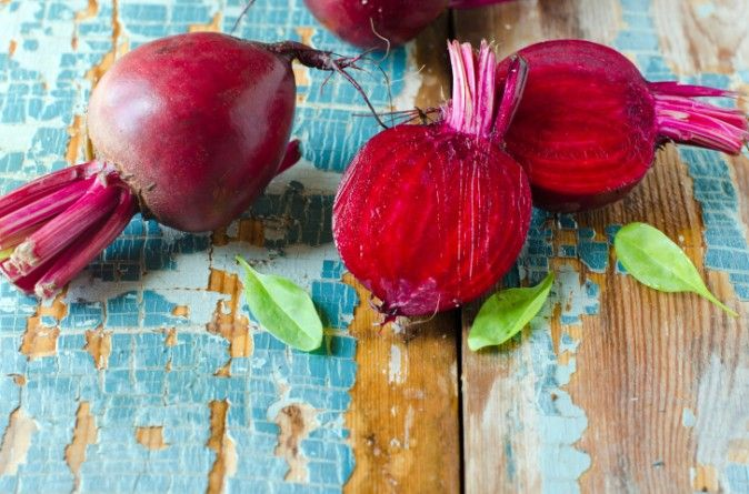Beetroot juice has been shown to increase both speed and endurance in athletes.