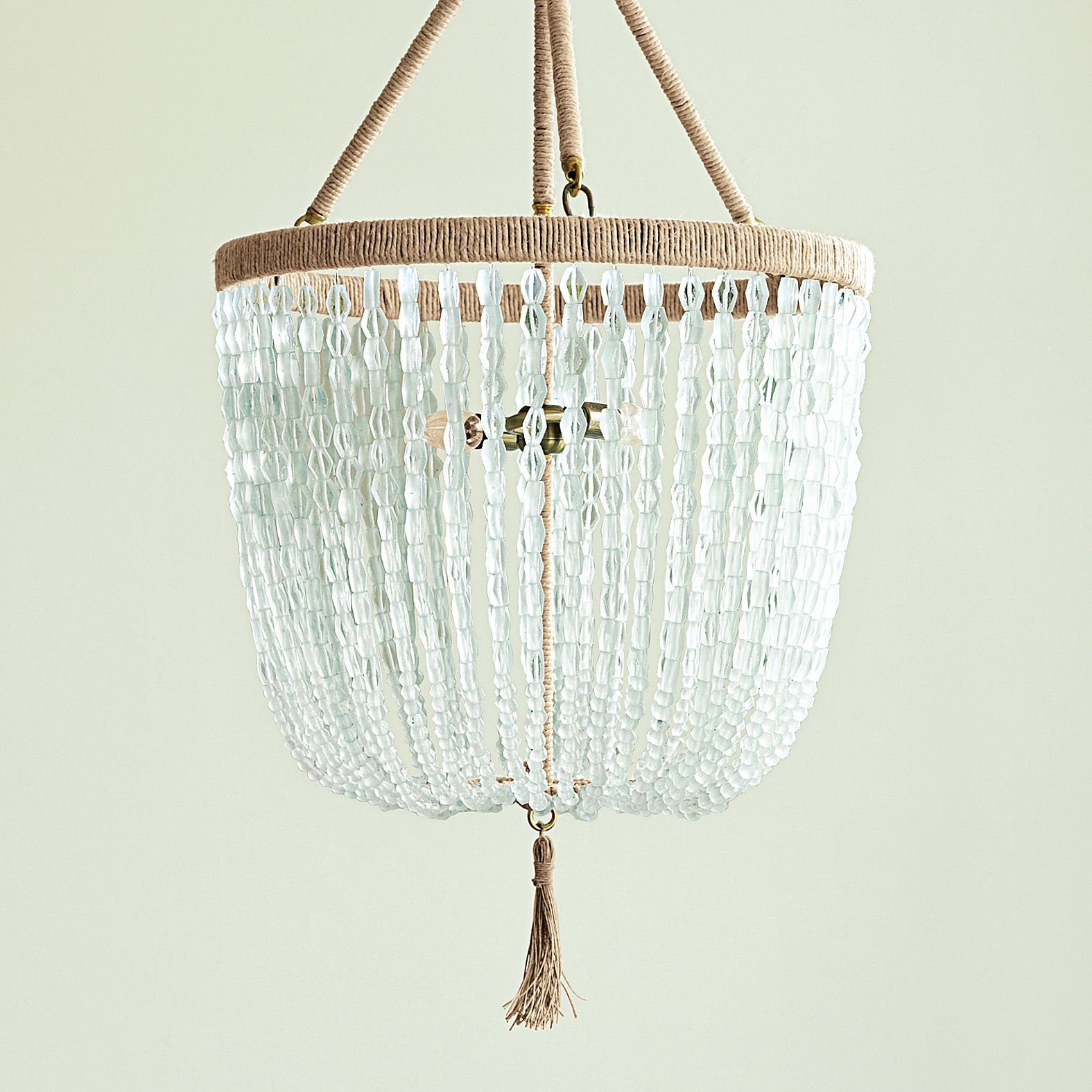 Seychelles Chandelier Serena & Lily for the home
