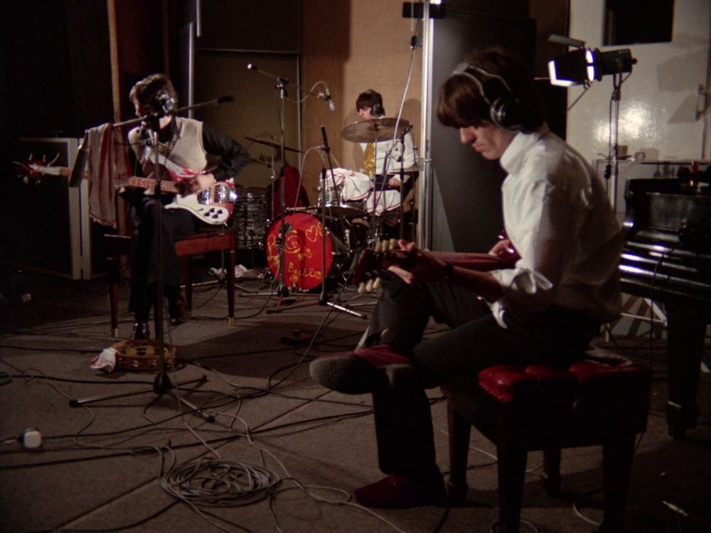 Image result for beatles recording getting better