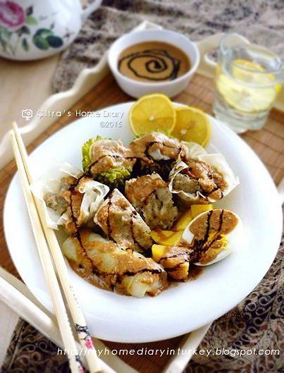 citra s home diary siomay bandung bandung style steamed fish dumpling indonesiandumpling