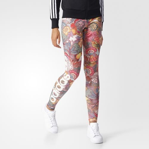 best sell sold worldwide new images of Fugiprabali Linear Leggings - Multicolor cute workout ...