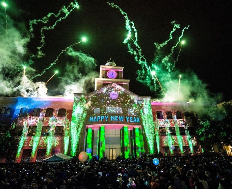 City of Sugar Land\'s New Year\'s Eve on the Square - Event ...