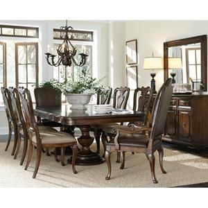 7 Piece Ravello Dining Set Nebraska Furniture Mart