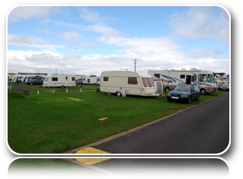 Hilltop Holiday Park Portrush County Antrim Northern Ireland