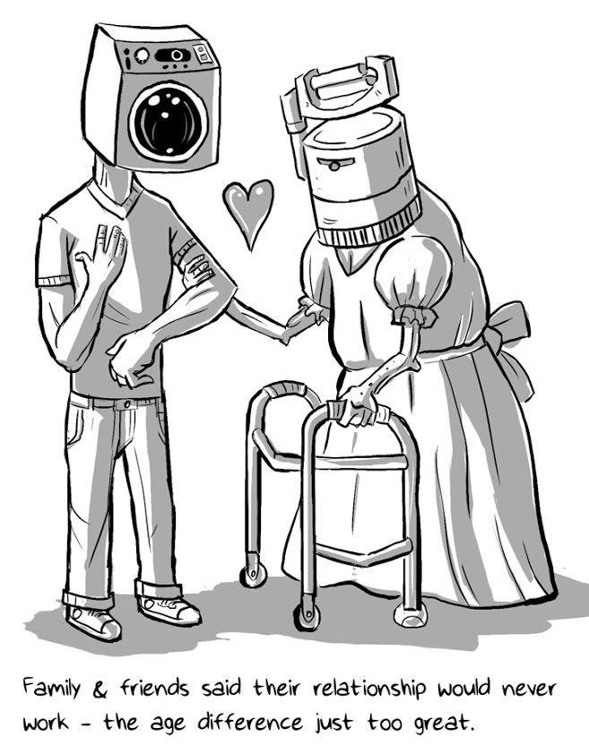 Forbidden Love Iot Idiot Cartoon