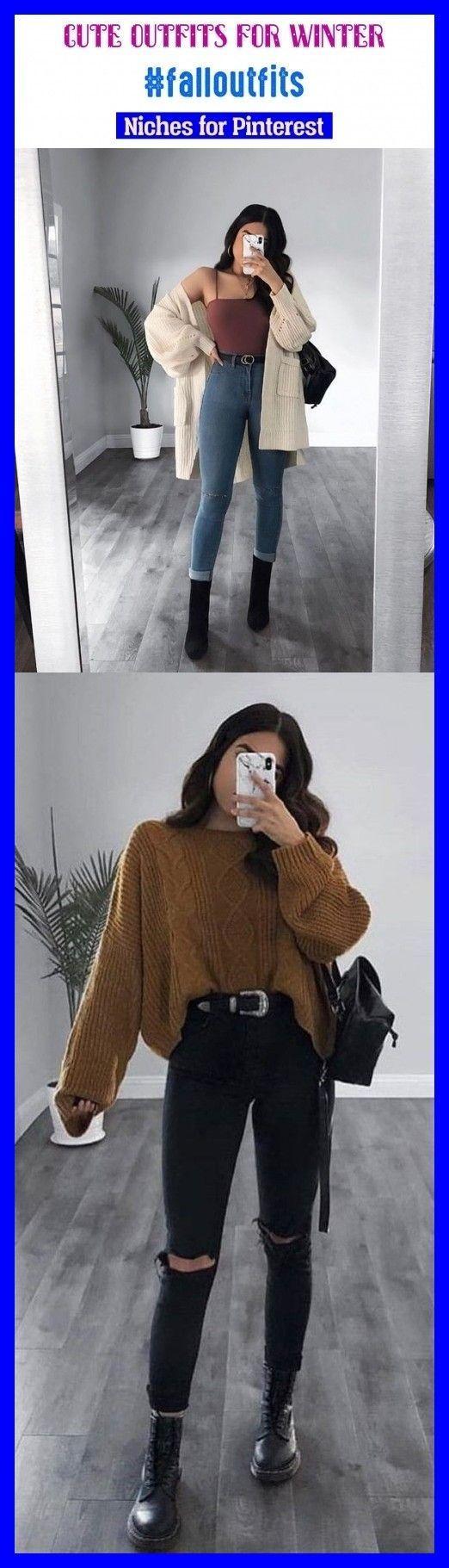 Photo of Süße Outfits für den Winter #falloutfits #nischen #seo #trending. süße Outfits für …