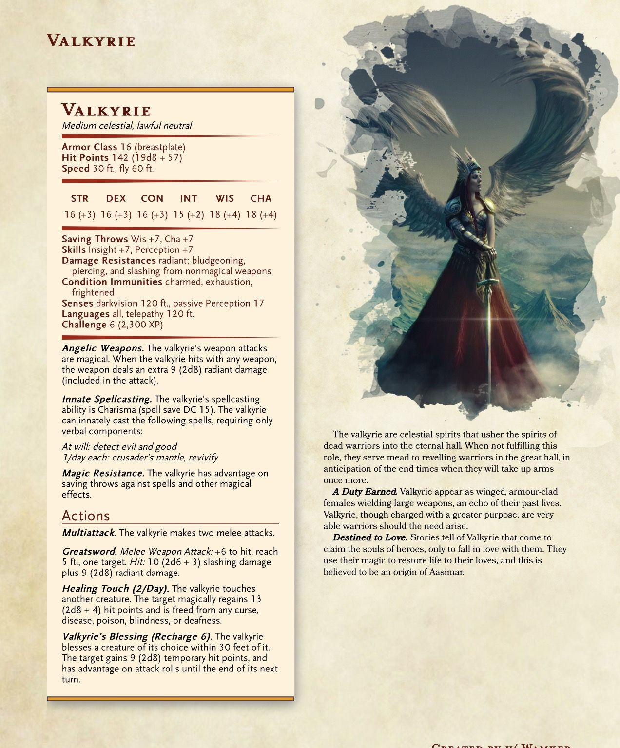 Every DnD homebrew monster I could find in 2019 | dungeon's +