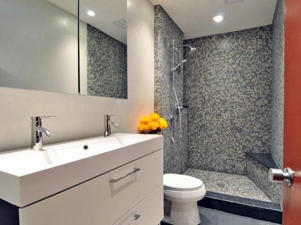 Love This Bathroom And The Sink And Vanity Are From Ikea... Itu0027s What
