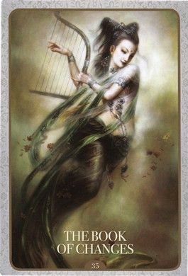 A harpist from the kuan yin oracle card set tarot oracle a harpist from the kuan yin oracle card set thecheapjerseys Gallery