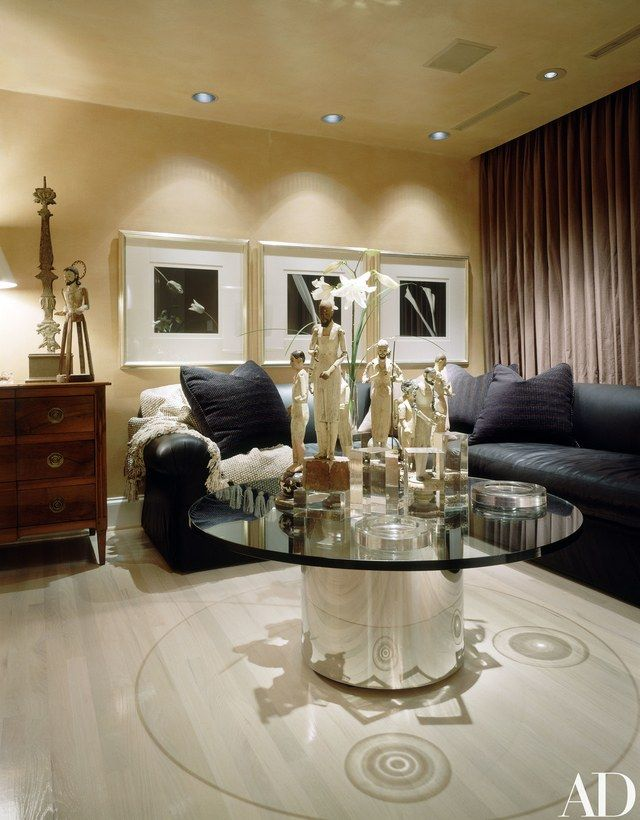 Elton John s Home in Atlanta interior design