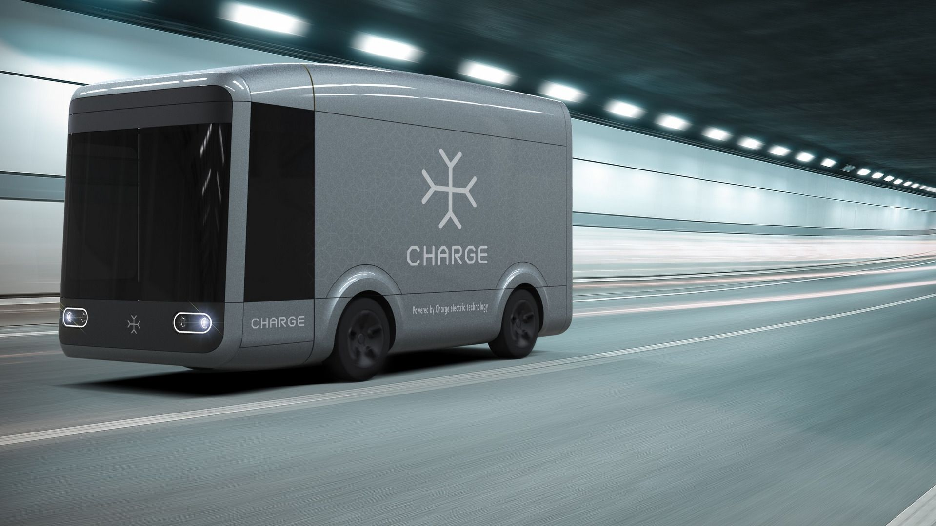 2017 Charge Electric Truck Will Change Your Views Driverless