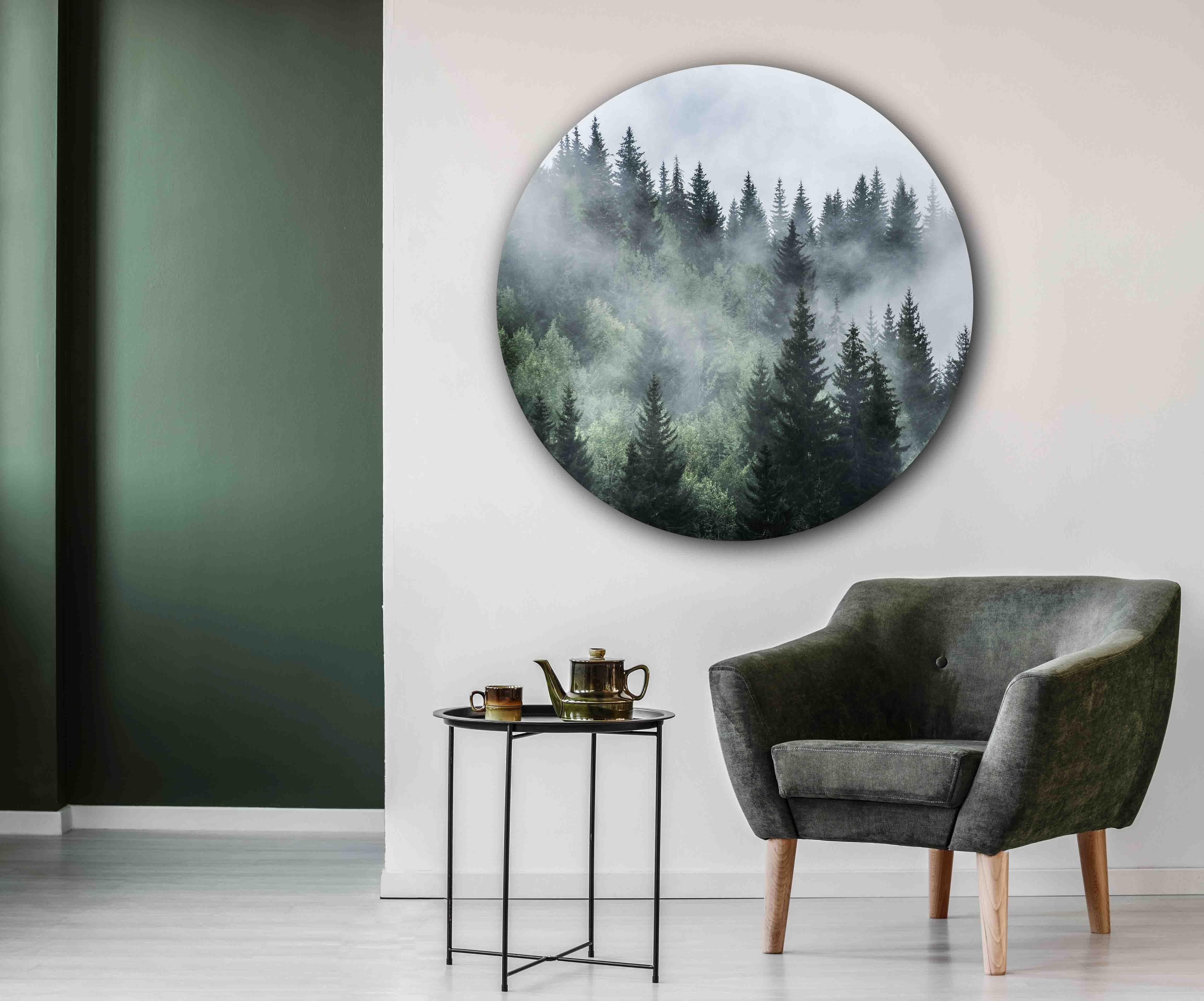 Wanddecoratie Voor In Huis Natuur Aan De Muur Thuis Woonkamer Muurdecoratie Thuisdecoratie