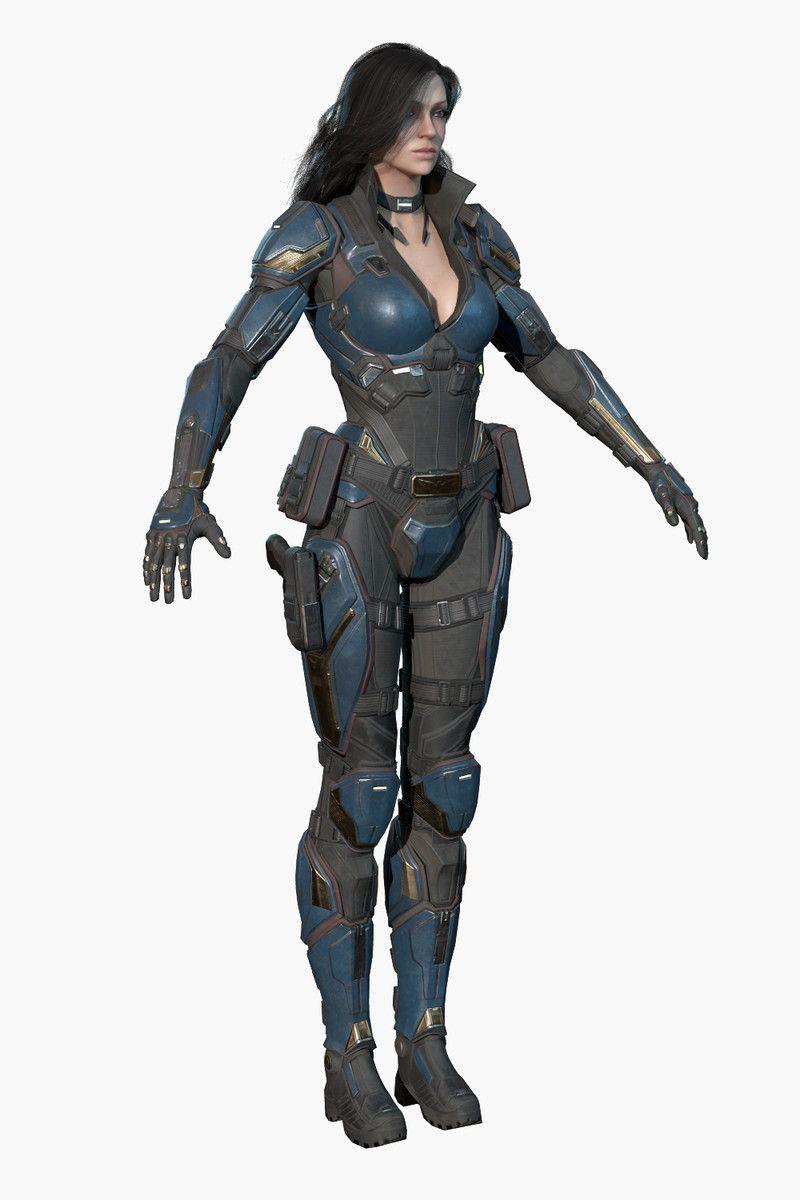 sci-fi girl max  cfc487098714f