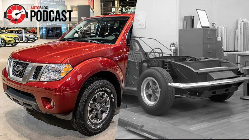 Nissan Frontier And A Mid Engine Mustang Autoblog Podcast 622 Filed Under Reviewsgreenpodcastschevroletfordnissanvolvotruck In 2020 Nissan Nissan Frontier Chevy