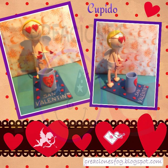creaciones FOG: Cupido